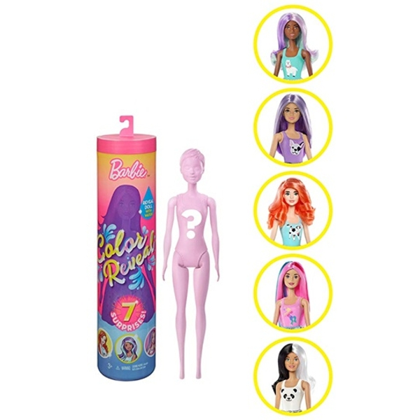 Barbie Colour Reveal Series 1 Doll Assortment