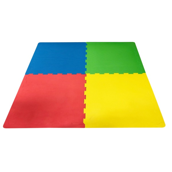 Big Steps Play Colourful Foam Play Mat