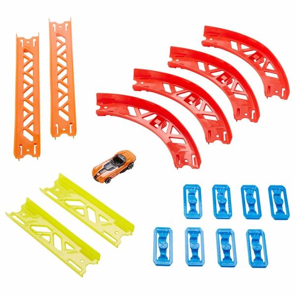 Hot Wheels Track Builder Unlimited Premium Curve Pack
