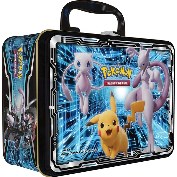 Pokémon Trading Card Game: Collector Chest 2019 (Armored Mewtwo, Pikachu, Charizard)