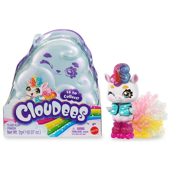 Cloudees Collectible Figure Assortment