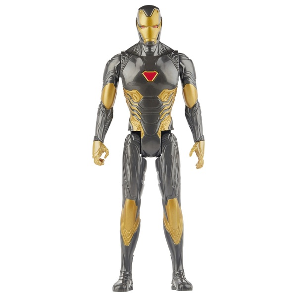 Marvel Avengers Titan Hero Iron Man Action Figure