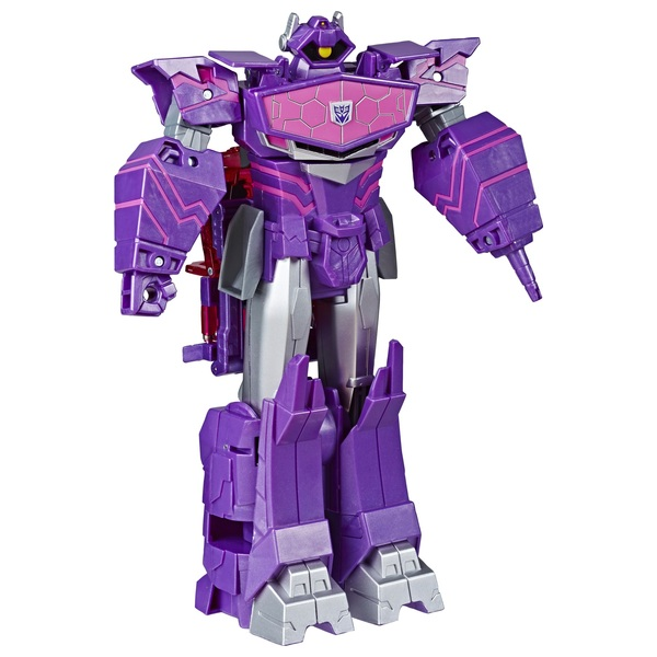 Shockwave Transformers Cyberverse Ultimate Class Action Figure
