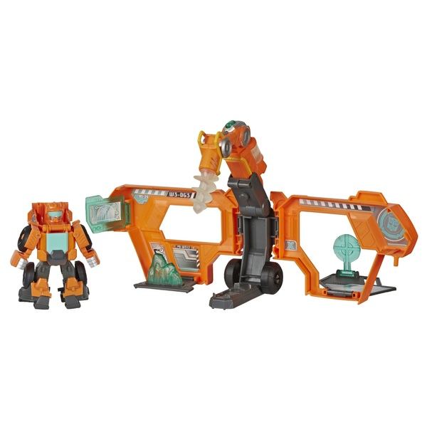 Playskool Heroes Command Centre Wedge Transformers Rescue Bots Academy