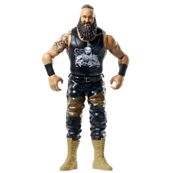 WWE Basic Series 107 Braun Strowman