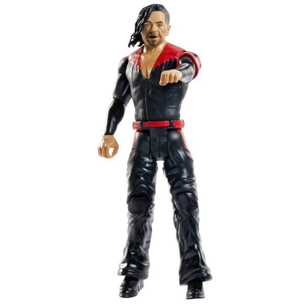 WWE Basic Series 107 Shinsuke Nakamura Figure