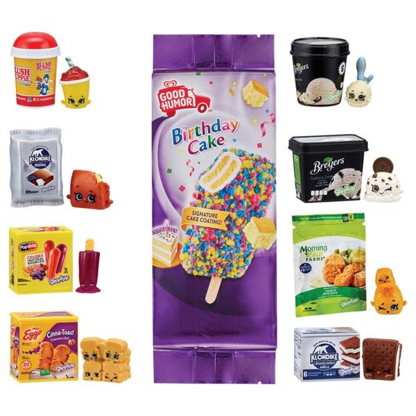 Shopkins Real Littles Icy Treats - Shopper Pack Assortment