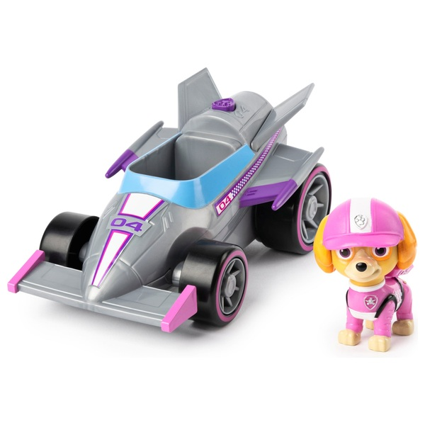 PAW Patrol Ready Race Rescue Skye's Race and Go Deluxe Vehicle