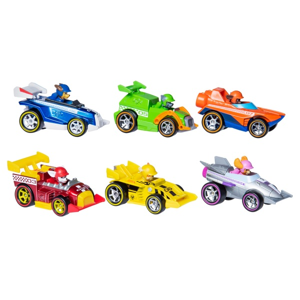 PAW Patrol Ready Race Rescue Die Cast Gift Pack