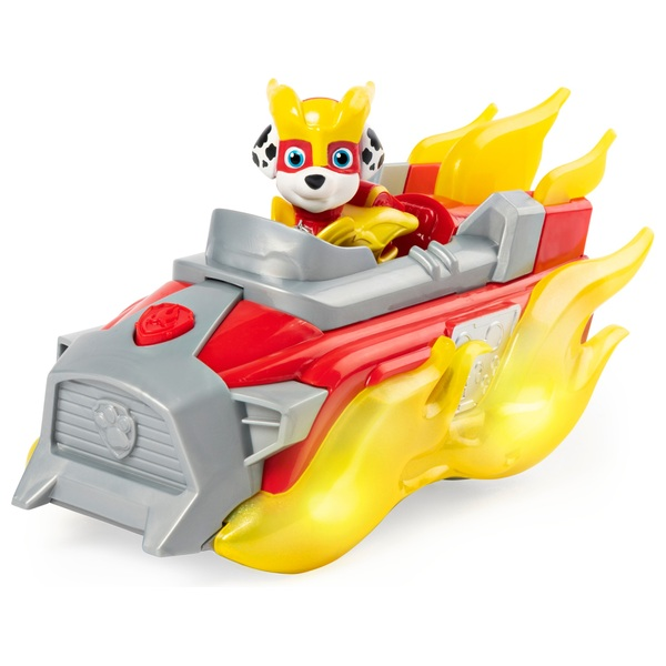 PAW Patrol Charged Up Vehicle - Marshall
