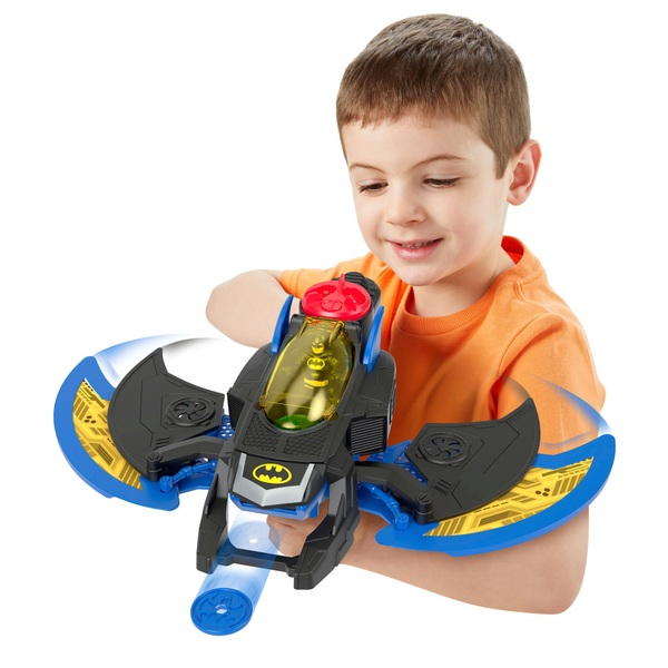 Imaginext DC Super Friends Batwing Batman Toy