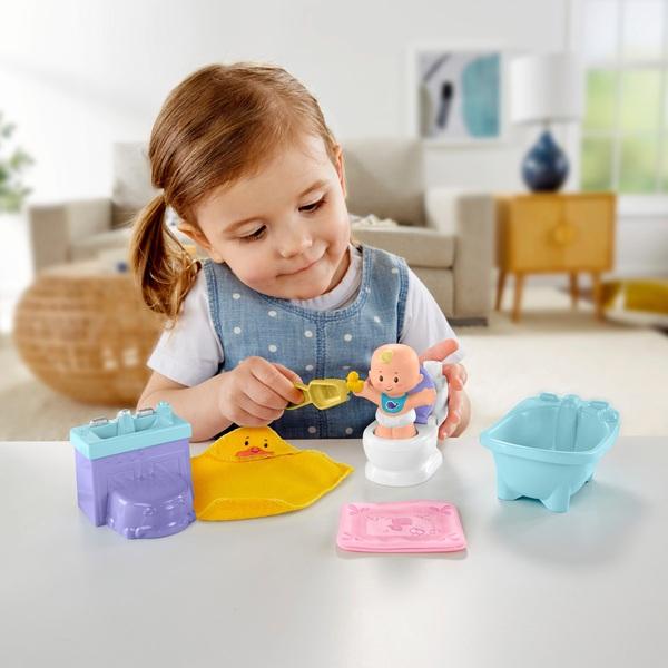 Fisher-Price Little People Babies Deluxe Playset Assortment