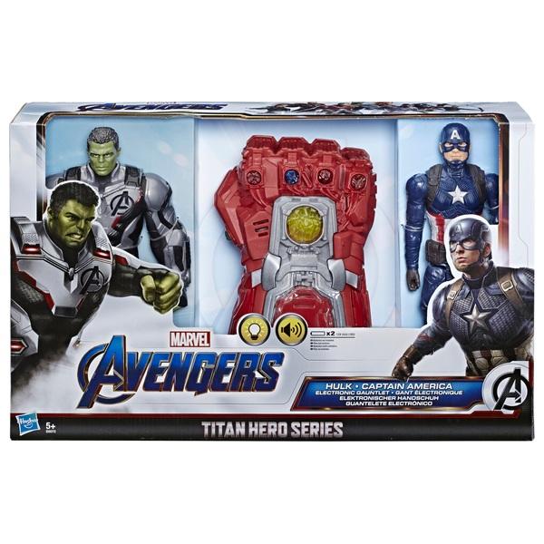 Marvel Avengers Torch  Batteries