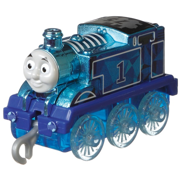 Thomas & Friends Trackmaster Push Along 75th Anniversary Diamond Thomas