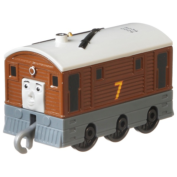 Thomas & Friends Trackmaster Push Along Toby