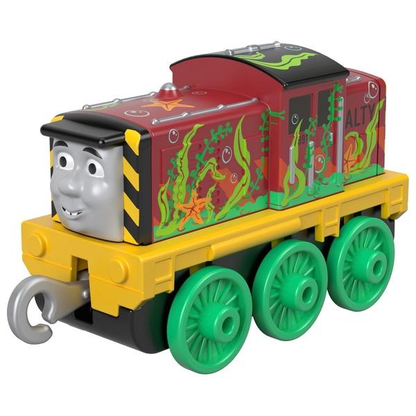 Thomas & Friends Trackmaster Push Along Seaweed Salty