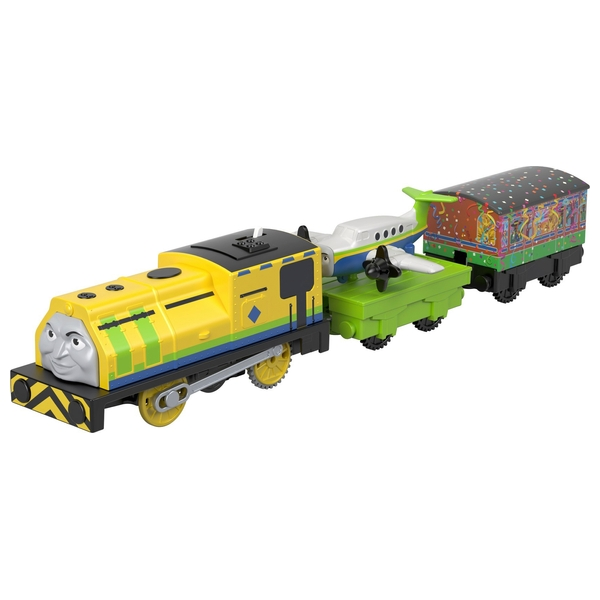 Thomas & Friends TrackMaster Motorized Raul & Emerson