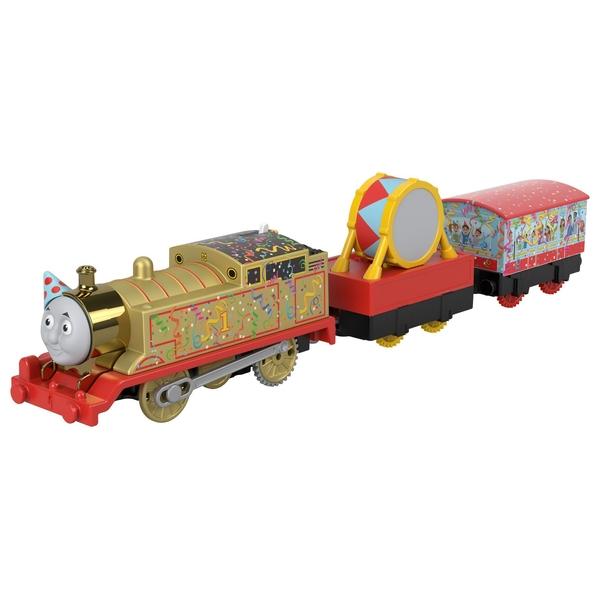 Thomas & Friends TrackMaster Golden Thomas Motorised Engine