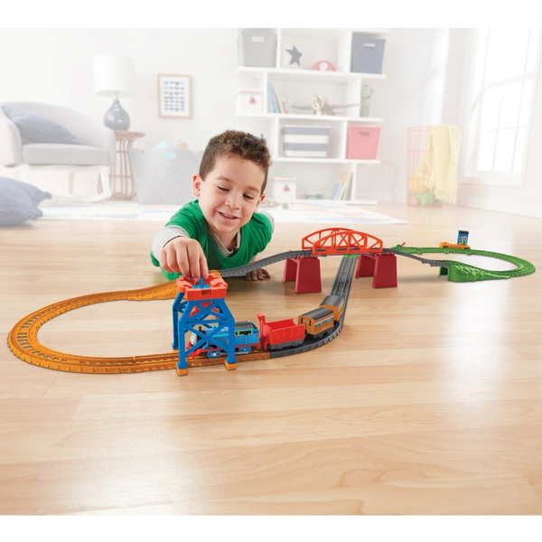 Thomas & Friends 3-in-1 Package Pickup Train