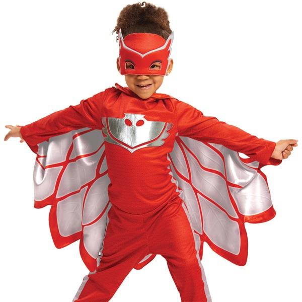 PJ Masks Turbo Blast Costume Set Owlette