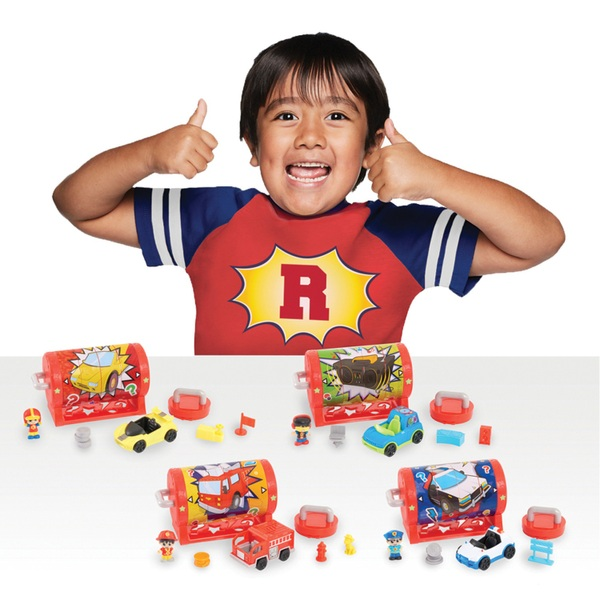 Ryan's Mystery Playdate Puzzle Box Assortment