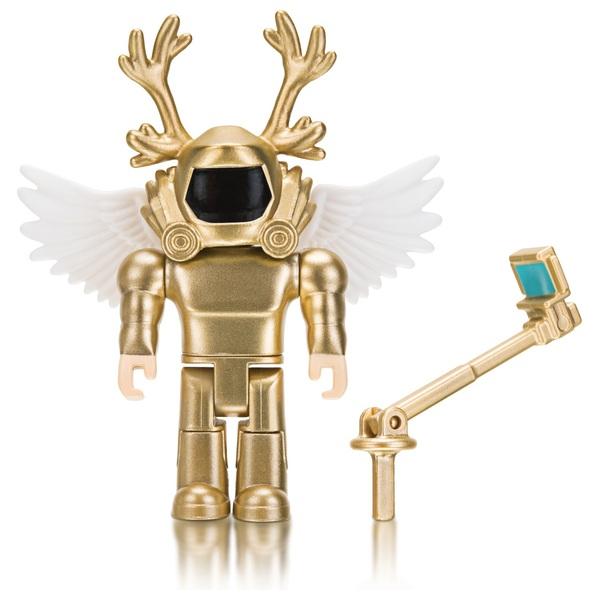 Roblox Simoon 68 Golden God 5cm Figure