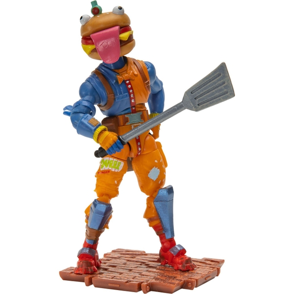 Fortnite Beef Boss - Solo Mode 10cm Core Figure Pack