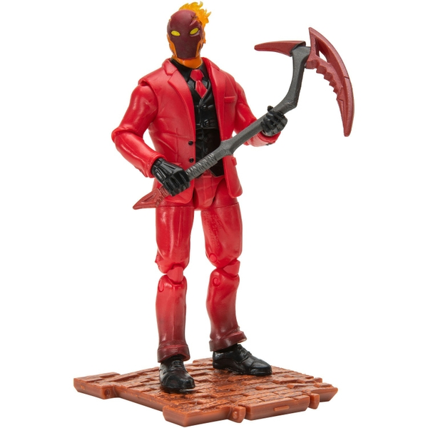 Fortnite Inferno - Solo Mode 10cm Core Figure Pack