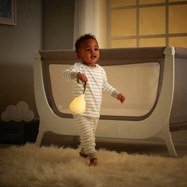 Shnuggle Moonlight- Nightlight with Room Thermometer