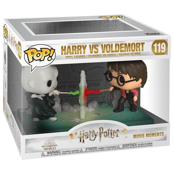 POP! Vinyl: Movie Moments: Harry Potter Vs Voldemort