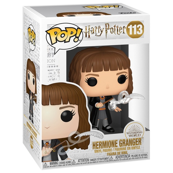 POP! Vinyl: Harry Potter Hermione with Feather