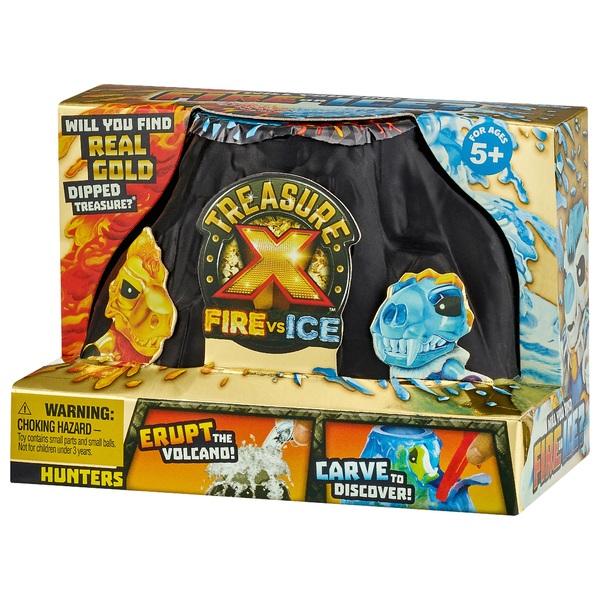 Treasure X Fire Vs Ice Single Pack