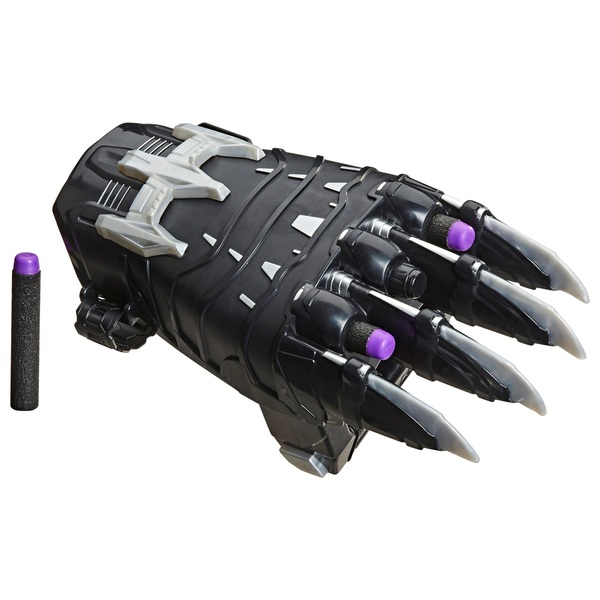Marvel Avengers Black Panther NERF Power Moves Panther Slash