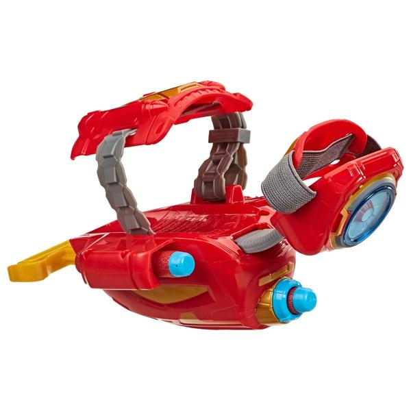 Marvel Avengers Iron Man NERF Power Moves Repulsor Blast