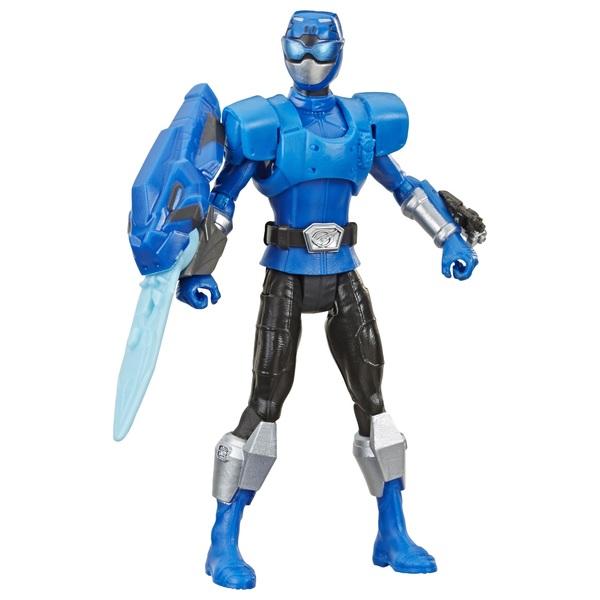Power Ranger Beast Morphers Blue Ranger Beast X 15 cm Action Figure