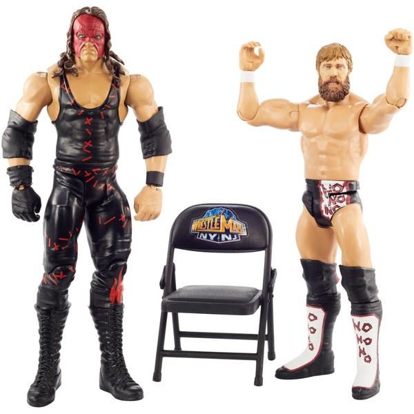 WWE Wrestlemania 36 Battle Pack Kane & Daniel Bryan