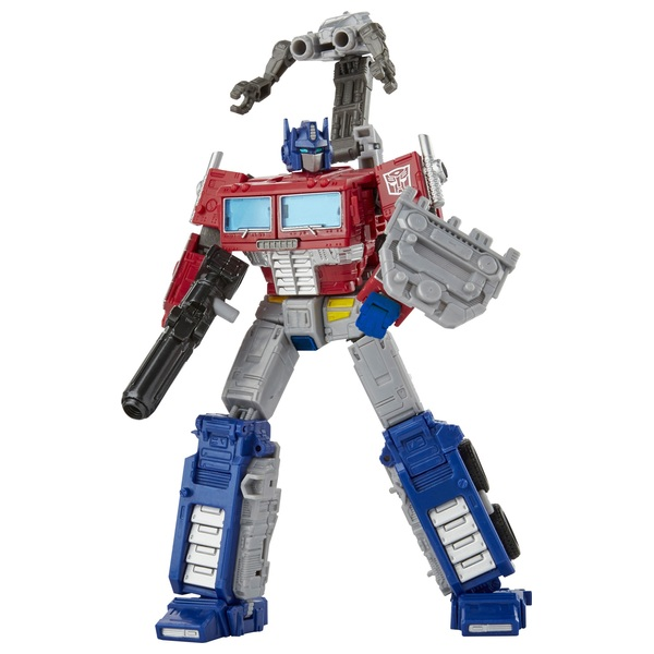 WFC-E11 Optimus Prime Transformers War For Cybertron Earthrise Leader Collectible Action Figure
