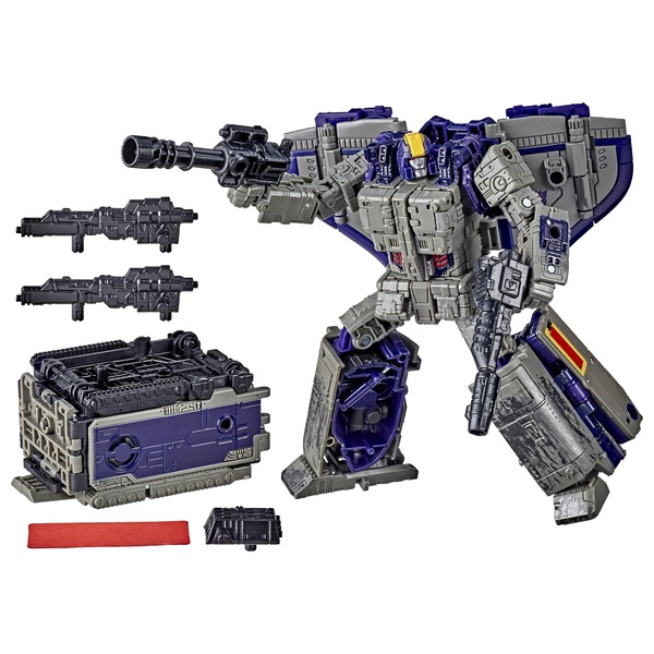 WFC-E12 Astrotrain Transformers War for Cybertron Earthrise Leader Collectible Action Figure