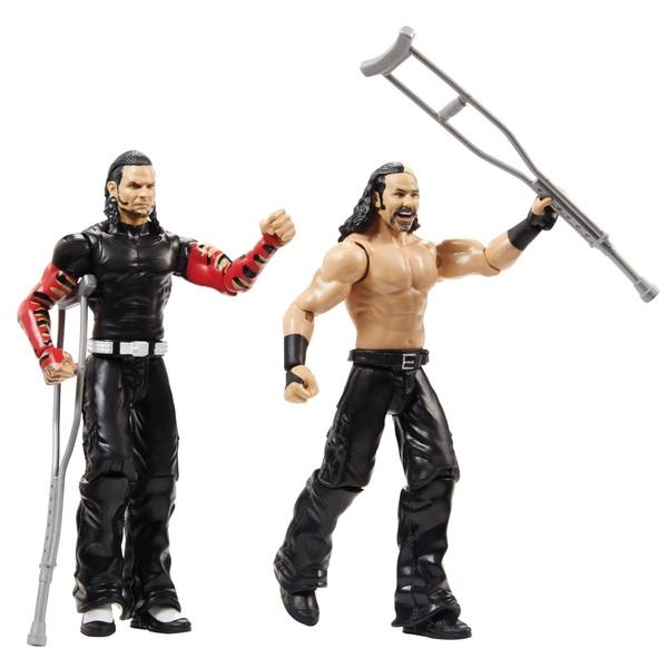 WWE Twin Pack Series 65 Matt & Jeff Hardy