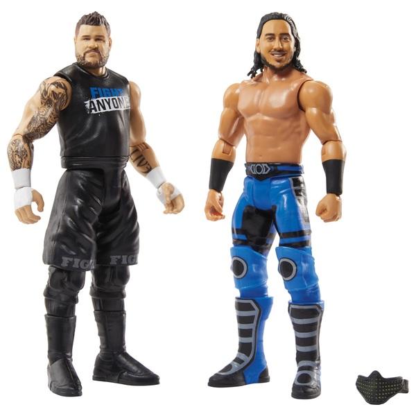 WWE Twin Pack Series 65 Kevin Owens & Mustafa Ali