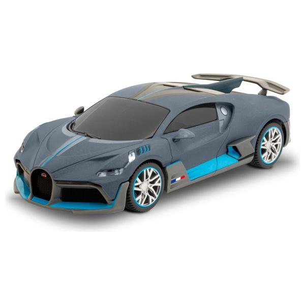 1:26 Scale Remote Control Bugatti Divo Blue