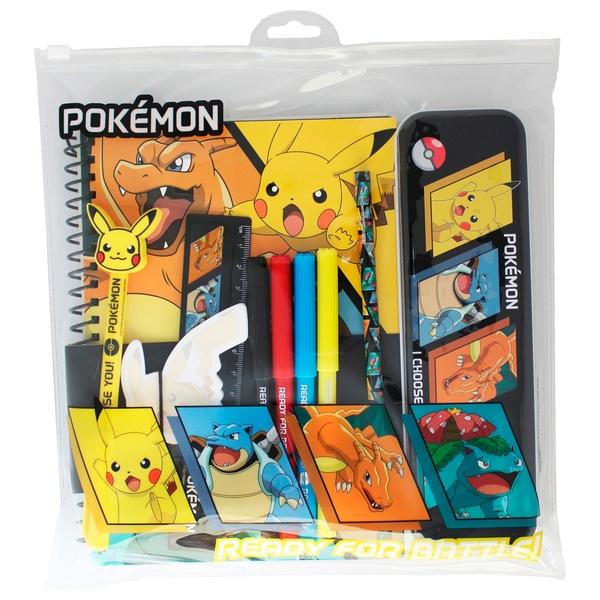 Pokemon Large Stationery Set