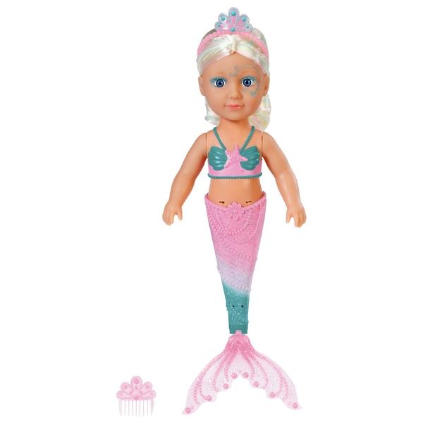 BABY born Little Sister Mermaid 46 cm