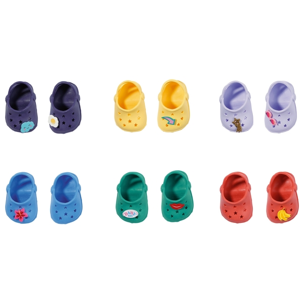BABY born Holiday Shoes Set with Pins Assortment