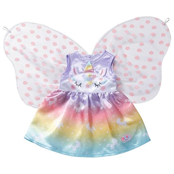 BABY born Unicorn Fairy Outfit 43cm