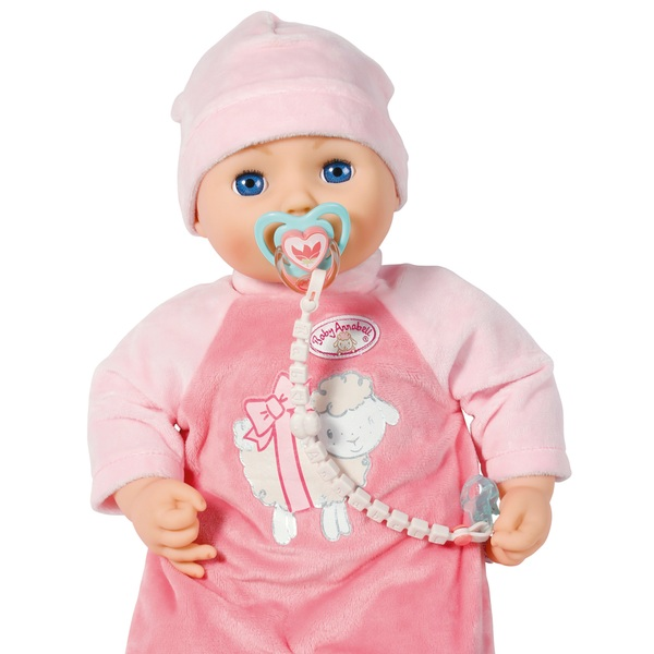 Baby Annabell Dummy with Clip Assortment