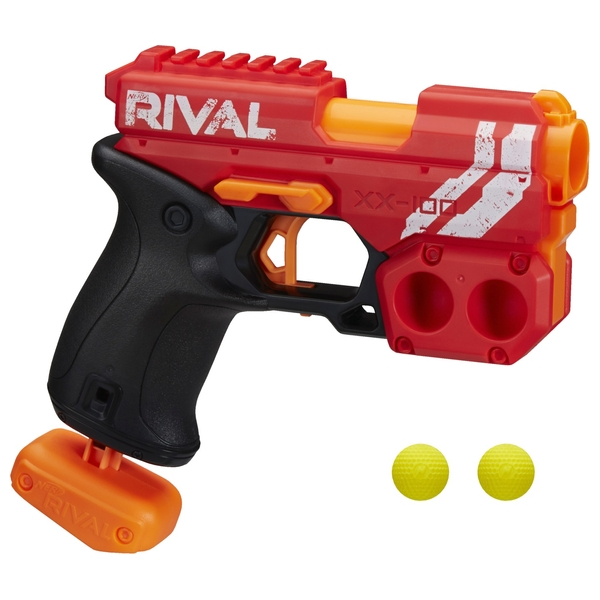 NERF Rival Knockout XX 100 Red