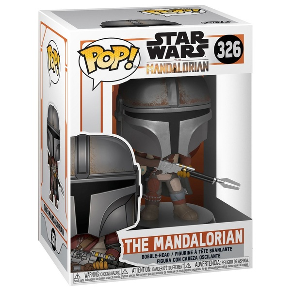 POP! Vinyl: Star Wars - The Mandalorian