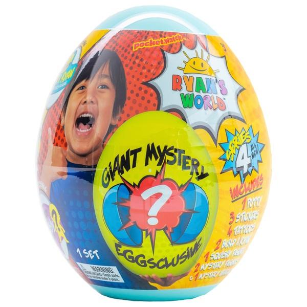 Ryan's World Giant Mystery Egg - Series 4