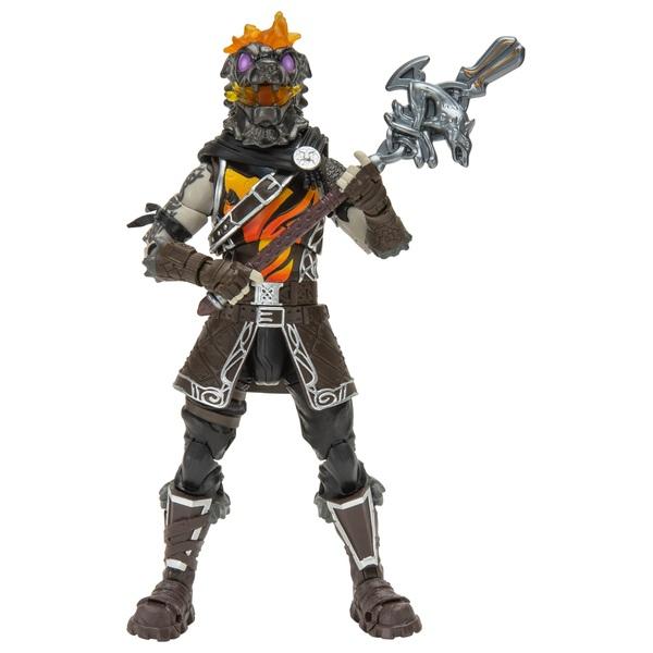 Fortnite Legend Molten Battle Hound Figure